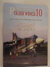 MIG-23MF and MIG-23UB - Photos & Color Profiles
