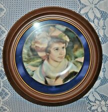 """Royal Doulton """"Adrien"""" Limited Edition Francisco Masseria Plate In Frame"""