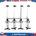 Wall bracket with 4x 25ml optics Beer Alcohol easy measure mix drinks Alloy&ABS