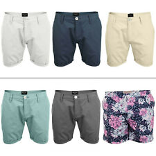 New Mens Chino Beach Shorts Casual Cargo Combat Half Pant Summer Jeans S M L XL