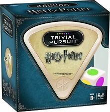 Harry Potter Trivial Pursuit Game With 600 Questions 8 Years +