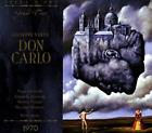 Corelli/Janowitz/Stein:cnd-Don Carlo (UK IMPORT) CD NEW