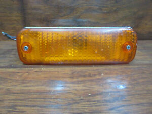 Honda Accord & Civic: 1976, 1977, 1978, 1979, 1980, 1981, Left Turn Signal Light
