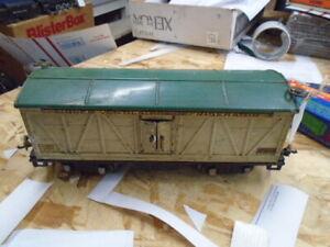 Lionel 514R Reefer Car VG