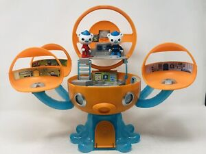 Fisher Price Octonauts Ocean Adventure Octopod Playset Light Up w/ Sounds