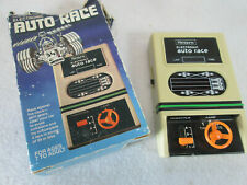 Vintage 1970's Sears Electronic Auto Race battery operated game (works)