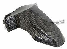 Genuine Front Fender Mudguard Carbon Fit 2009-2016 YAMAHA Zuma BWS 125 YW125