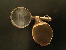 Magnifying Glass pocket watch fob
