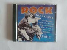 Rock for Lovers 2 Roger Chapman, Hello, Nazareth, John Parr, Greg Kihn..  [CD]