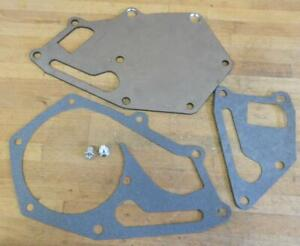 1951-54 Packard Models 288 327 359 I8 New water pump back plate kit 419592
