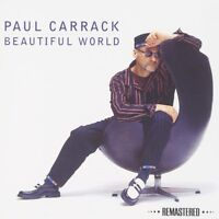 PAUL CARRACK - BEAUTIFUL WORLD (2014)  CD NEU
