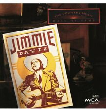 Davis, Jimmie - Country Music Hall of Fame - Davis, Jimmie CD VFVG The Cheap The