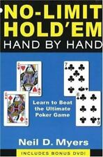 No-Limit Hold'em Hand by Hand : POKER CASINO GAMBLE AND WIN