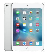 "Apple iPad Mini 4 Display Retina 7.9"" 128gb Wi-fi Bluetooth IOS 9 - Silver Mk9p"