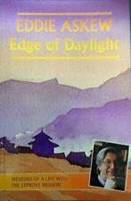 Very Good, Edge of Daylight: Memoirs of a Life With The Leprosy Mission, Askew,