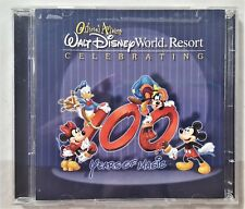 WALT DISNEY WORLD RESORT: CELEBRATING 100 YEARS OF MAGIC 2 CD SET! RARE! NR-MINT