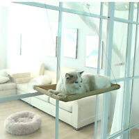 Cat Kitty Window Perch Seat Hammock Mounted Shelf Bed for Pets Hanging Sleep