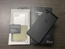 BlackBerry Keyone - 64Gb/4Gb Ram - Space Black - 4G Lte Unlocked - Dual Sim