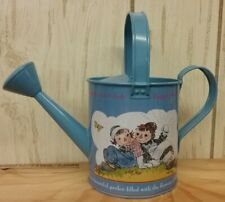 2004 Simon & Schuster Raggedy Ann & Andy Watering Can