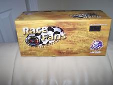 RACE FANS COLLECTIBLES- JEFF GORDON #24 PEPSI- 24KT GOLD STOCK CAR- MIB