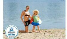 Happy People Schwimmring Wasserring aufblasbar neu