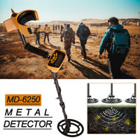 MD6250 Metal Detector Discriminating Sensitive Search Coil Treasure  Gold Hunter