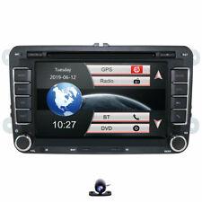 Fit VW B6 MK5 MK6 Golf Passat Jetta 2 DIN Car Radio DVD Player GPS Stereo BT Nav