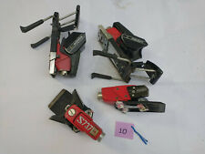 Used ski bindings, Marker, Salomon, Atomic, Tyrolia, Rossignol, Fischer, Elan