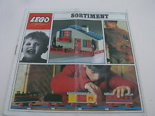 Lego catalogue de 1967 / catalog from 1967 (3240-ty)