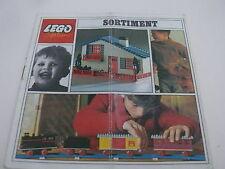 Lego catalogue de 1967 / catalog from 1967 (3240-ty)