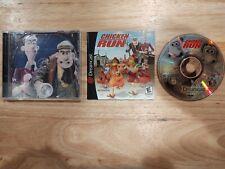 Chicken Run (Sega Dreamcast 2000) Complete & Tested