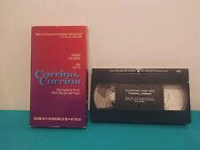 Corrina , Corrina  VHS tape & sleeve PROMO SCREENER