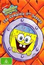 SPONGEBOB SQUAREPANTS SEASON 2 : NEW DVD