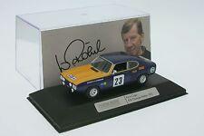 1:43 Ford Capri - Walter Röhrl - Olympia Rallye 1972 - 1/750 - CCC 204