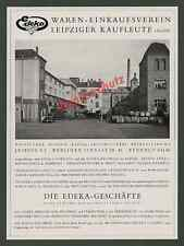 Edeka Leipzig Eutritzsch Konsum Hauptlager Arbeiter Auto Transporter Lkw 1941!!
