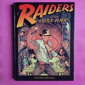 RAIDERS OF THE LOST ARK INDIANA JONES RPG MASTERBOOK ROLEPLAYING WEST END GAMES