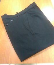 Pantalone Uomo Nero Elasticizzato Calvin Klein Tg 54