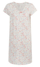 6419bbd962 Ladies Nightie EX BHS Butterfly AOP Short Sleeve Nightdress UK 8-10
