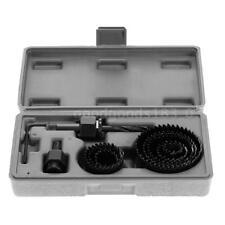 Scie-cloche 11pcs outils de forage métal bois 19 à 64mm W2Z4