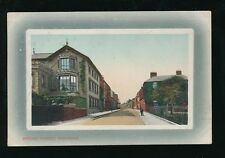 Worcestershire Worcs PERSHORE Bridge St  Used 1918 PPC