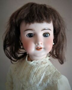 "ANTIQUE 16"" SFBJ PARIS 301 DOLL VOICE BOX  TLC"