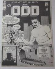 ODD #11 DEC 1965 DAVE HERRING FANZINE JAY KINNEY EC COMICS LARRY HERNDON