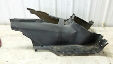 09 Honda FSC 600 FSC600 Silverwing bottom cover floor board foot rest