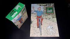 Tintin / Kuifje - RARE puzzle DREFT avec sa boîte d'origine - année 80/90