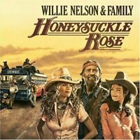 Willie Nelson - Honeysuckle Rose CD Free Shipping In Canada