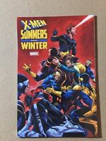 X-men Summers and Winter Graphic Novel TPB