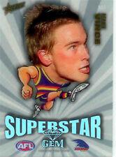 2011 Select AFL Champions Mascot Gem Card MG1 Bernie Vince (Adelaide)