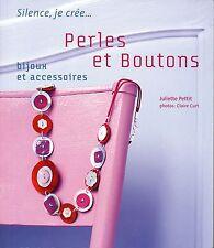 Perles et boutons - Bijoux et accessoires