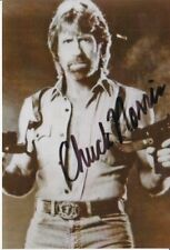 Chuck Norris ++Autogramm++ ++Missing in Action++