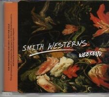 (BM309) Smith Westerns, Weekend - 2011 DJ CD